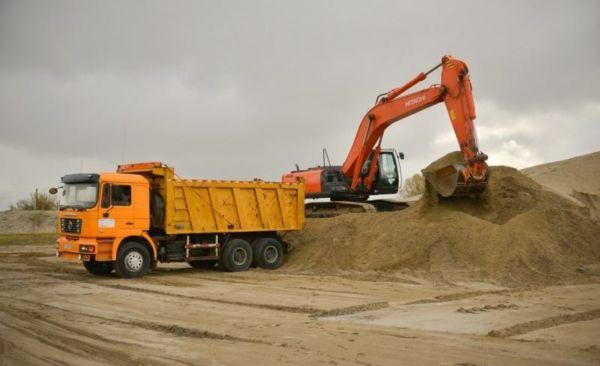 Цена песка Москва