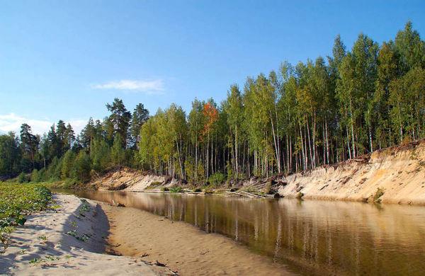 Песок речной Москва